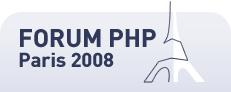 Logo forum PHP 2008